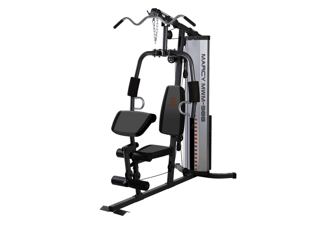 Marcy-150-Pound-Weight-Stack-Home-Gym-with-Arm-Press