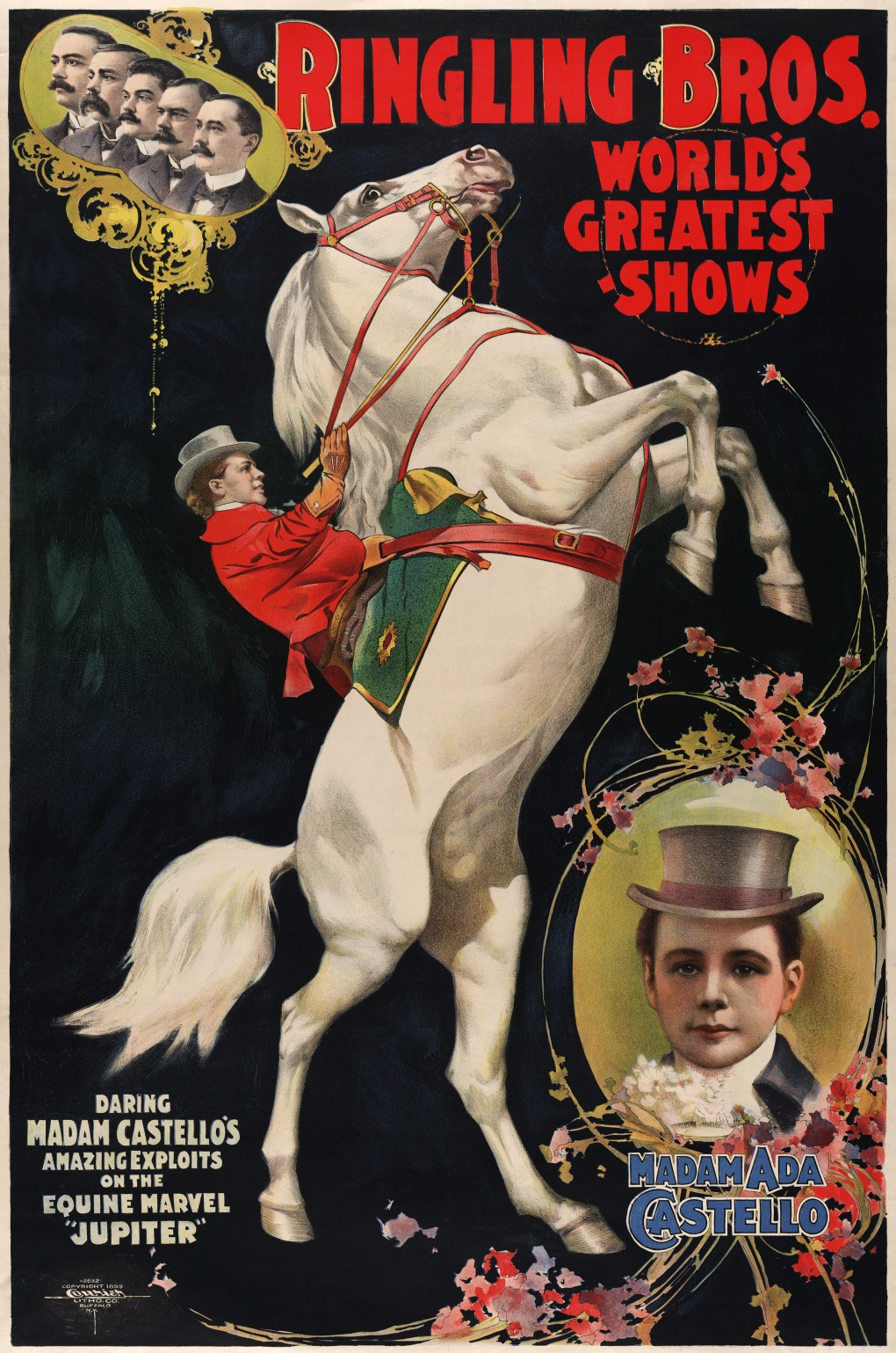 Flickr_-_…trialsanderrors_-_Madam_Ada_Castello_and_Jupiter,_poster_for_Ringling_Brothers,_ca._1899