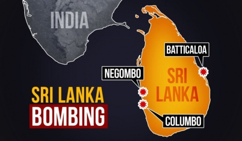 4/21/2019 - Sri Lanka Bombings
